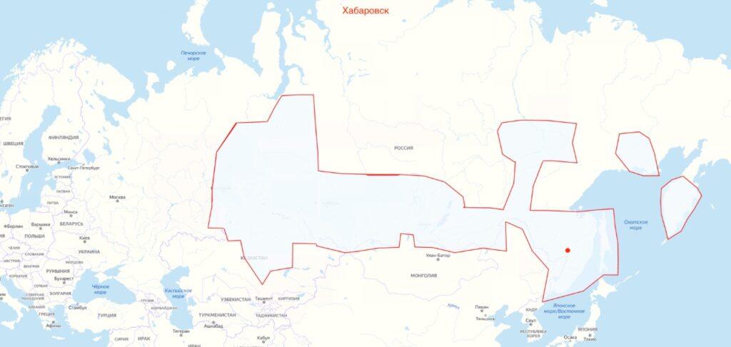 покрытие склада Wildberries в Хабаровске