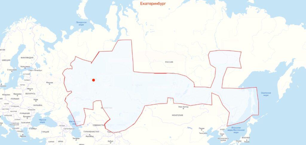 покрытие склада Wildberries в Екатеринбурге
